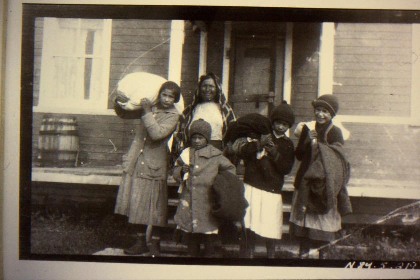 first nations women