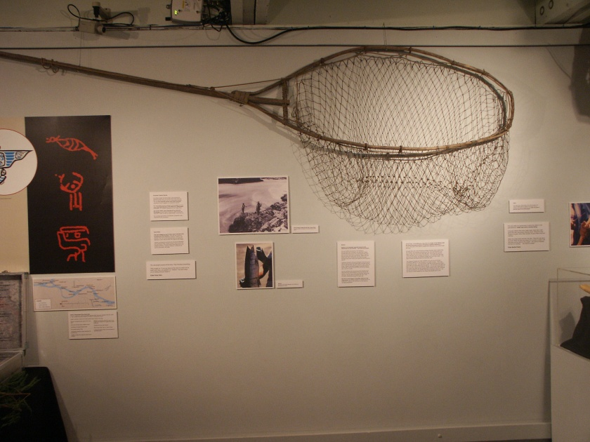Kwantlen people sustained life by fishing