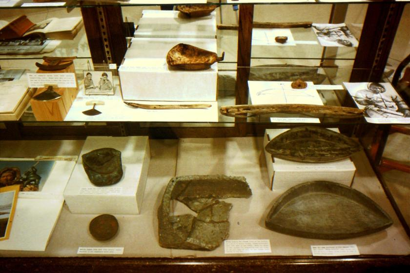 Inuit artifacts