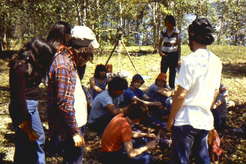 training for student excavators