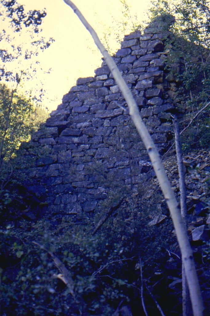 dam engineered by J.B. Tyrrell