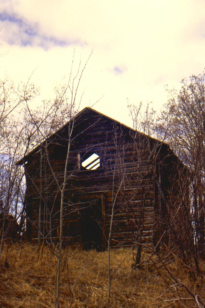 Another abandoned heritage structure