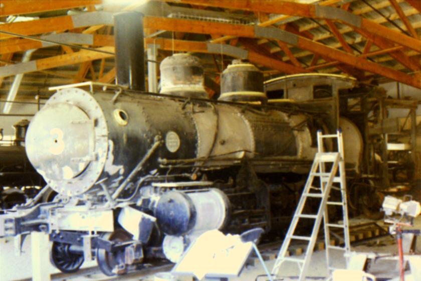 locomotive # 3